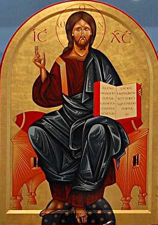Kristaus Karaliaus ikona