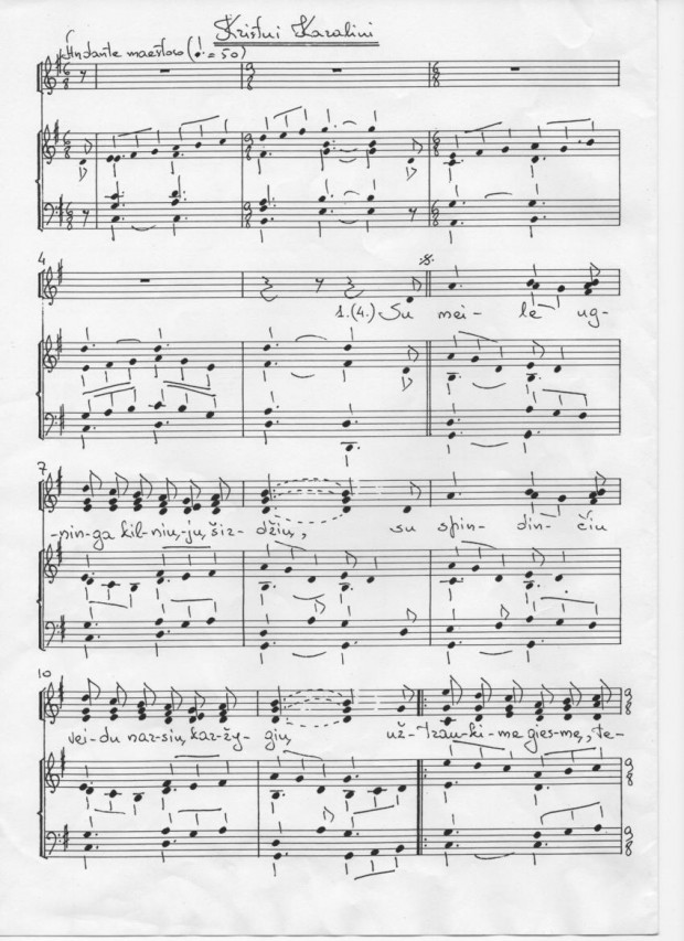L.ABARIS Kristui Karaliui  lygiu balsu ch.psl1